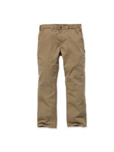 Carhartt B324 Washed Twill Dungaree - Dark Khaki