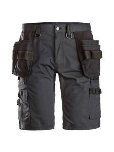 Dunderdon P55s Vantage Short Trousers - Black