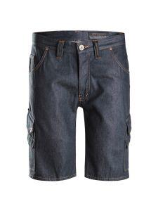 Dunderdon P60s Cordura denim Short Trousers - Raw