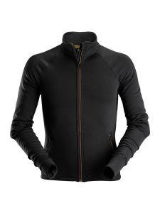 Dunderdon S27 Stretch Sweatshirt - Black/Brown