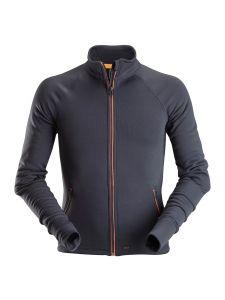 Dunderdon S27 Stretch Sweatshirt - Navy/Orange