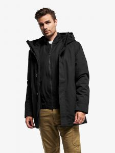 Dunderdon J25 Canvas Parka