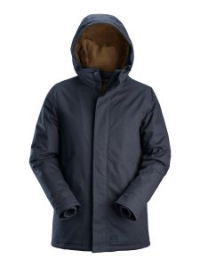 Dunderdon J25 Canvas Parka - Navy