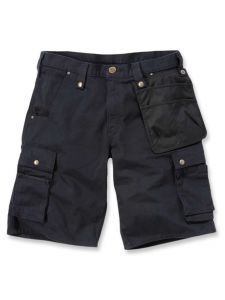 Carhartt 102361 Multipocket Ripstop Short - Black