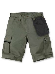 Carhartt 102361 Multipocket Ripstop Short - Moss