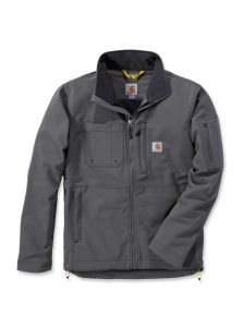 Carhartt 102703 Rough Cut Jacket - Charcoal