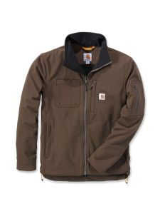 Carhartt 102703 Rough Cut Jacket - Dark Coffee