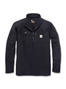 Carhartt 102836 Fallon Half-Zip Sweatshirt - Black