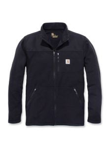 Carhartt 102838 Fallon Full-Zip Sweatshirt - Black