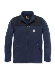 Carhartt 102838 Fallon Full-Zip Sweatshirt - Navy