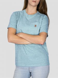 Carhartt 103067 T-shirt Pocket Short Sleeve