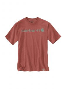 Carhartt 103361 T-Shirt Core Logo Short Sleeve