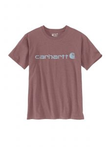 Carhartt 103592 T-shirt Logo Short Sleeve