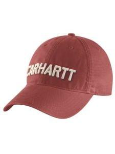 Carhartt 103605 Odessa Graphic Cap - Redwood
