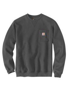 Carhartt 103852 Crewneck pocket sweatshirt - Carbon heather