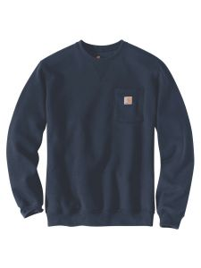 Carhartt 103852 Crewneck pocket sweatshirt - New Navy