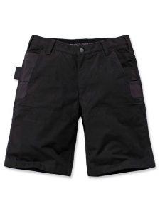 Carhartt 104352 Steel Utility Shorts - Black