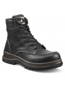 Carhartt F702901 Men's Hamilton Rugged Flex® Waterproof S3 Wedge Safety Boot - Black