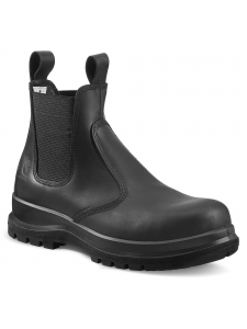 Carhartt F702919 Carter Rugged Flex S3 Chelsea Safety Boot - Black