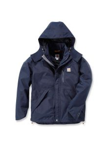 Carhartt J162 Shoreline Jacket - Navy