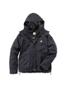 Carhartt J162 Shoreline Jacket - Black