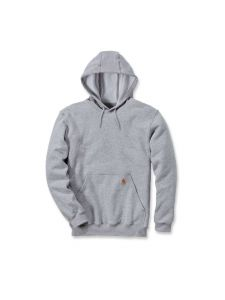 Carhartt K121 Midweight Hooded Sweatshirt - Heather Grey