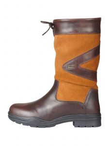 Horka Greenwich leather outdoor boots
