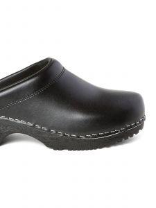 Husta 501 Clogs - open heel