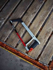 Hultafors Metal Hacksaw HMX
