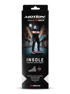 Redbrick Motion Insoles High