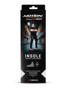 Redbrick Motion Insoles Low