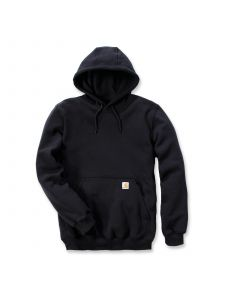 Carhartt K121 Midweight Hooded Sweatshirt - Black