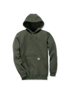 Carhartt K121 Midweight Hooded Sweatshirt - Moss