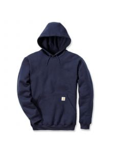 Carhartt K121 Midweight Hooded Sweatshirt - New Navy