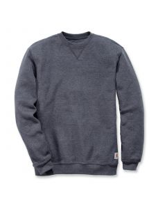 Carhartt K124 Midweight Crewneck Sweatshirt K1 - Carbon Heather