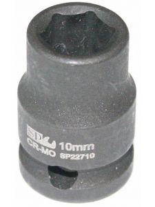 Socket 3/8' Dr Metric Impact 6pt - SP Tools