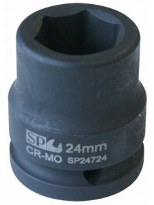 Socket 3/4' Dr Metric Impact 6 Point - SP Tools