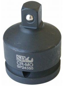 Socket 3/4' Accessories Dr Impact Adaptor - SP Tools