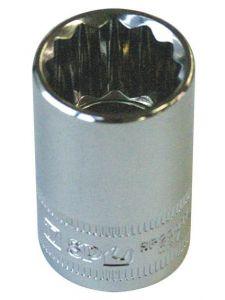 Socket 1/2' Dr Metric 12pt - SP Tools
