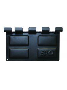 Magnetic Holder Pry Bar SP30904 - SP Tools