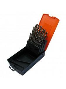 Metric Drill Set 25pc SP31391 - SP Tools