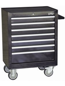 Roller cabinet 7 drawer | SP Tools Custom series 680w x 458d x 775h