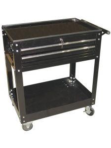 Tool Trolley 2 drawer | SP Tools Custom series