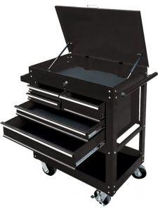Tool Trolley 5 drawer SP40109 | SP Tools Custom Series