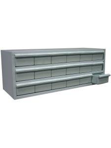 Storage box 18 drawer | SP Tools Custom series - 826 x 300 x 305