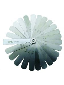 Feeler Gauge Set 25pc - SP Tools