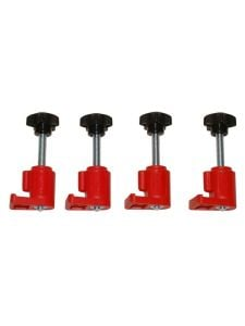 Cam Clamp Set 4pc singles - SP Tools